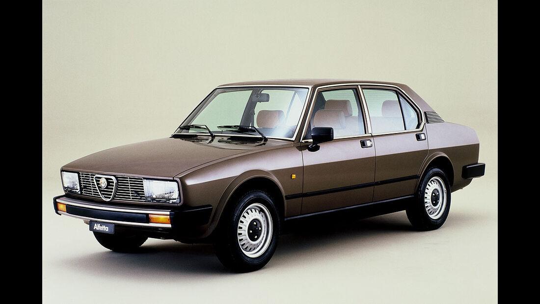1982-1983 Alfa Romeo Alfetta 2.0