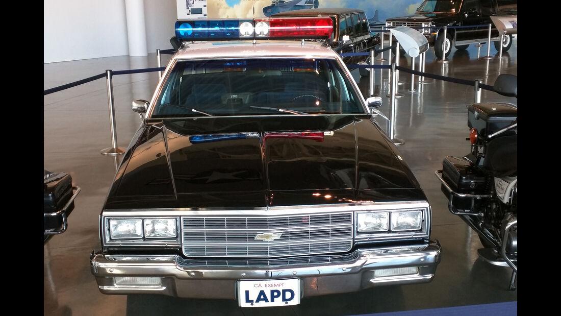 1982er Chevrolet Impala, LAPD