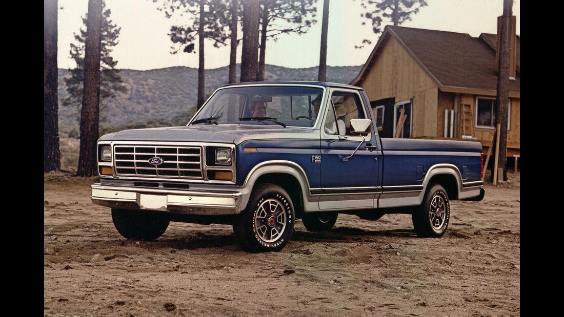 1982er Ford F-150