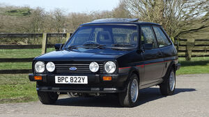 1982er Ford Fiesta XR2