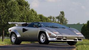 1982er Lamborghini Countach 5000S
