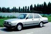1983-1986 Alfa Romeo 6 2.5i Quadrifoglio Oro