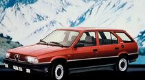 1983-1988 Alfa Romeo 33 1.5 Giardinetta 4x4