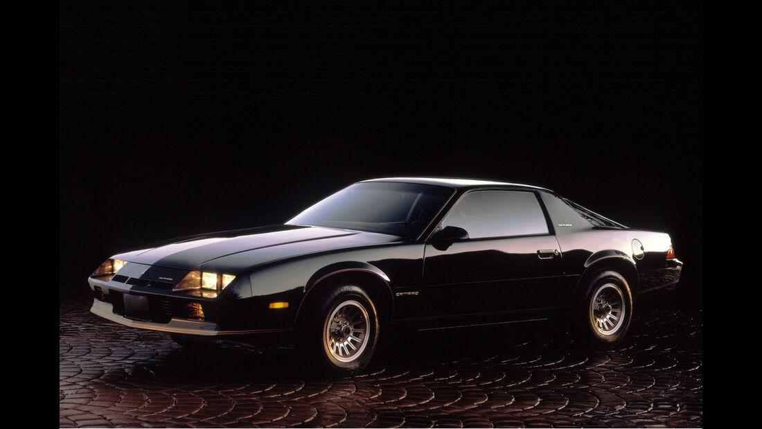 1983 Chevrolet Camaro Berlinetta - Muscle Car - Pony Car