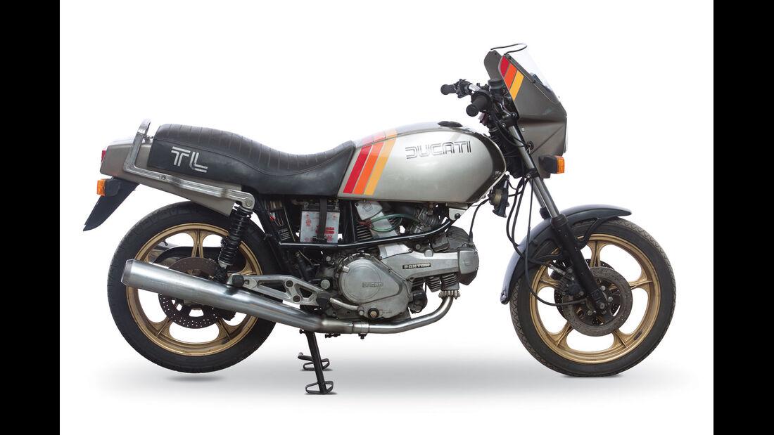 1983 Ducati 600TL Pantah RM Auctions Monaco 2012