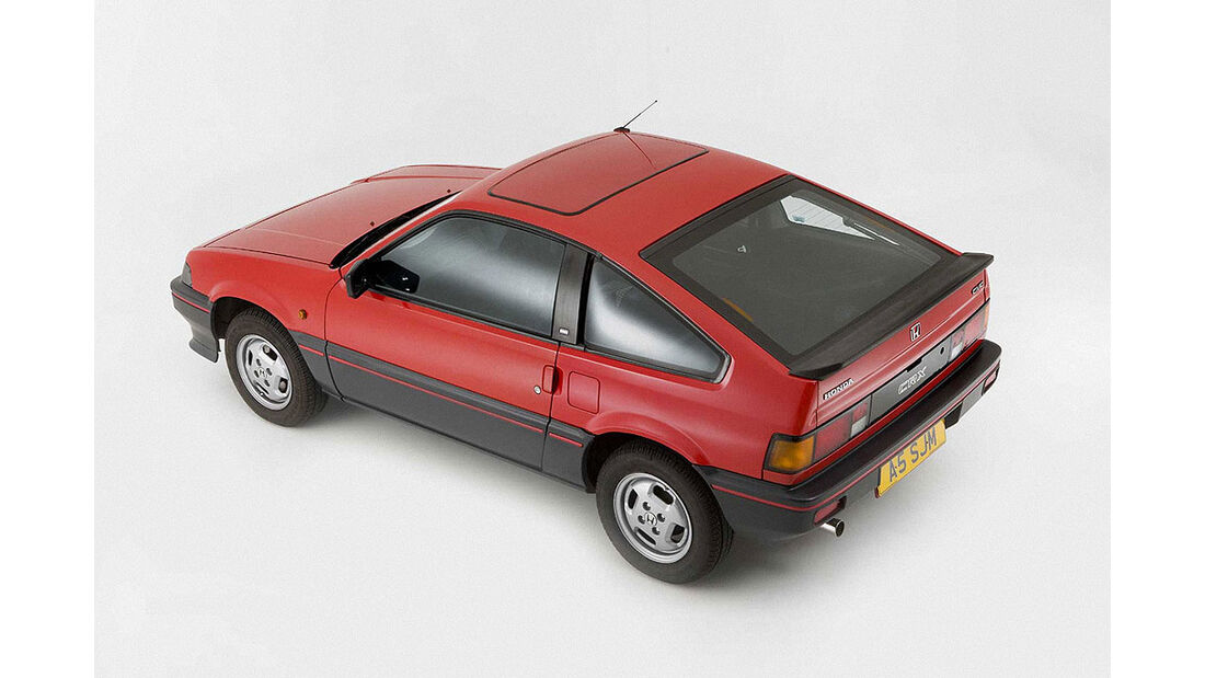 1983 Honda CRX