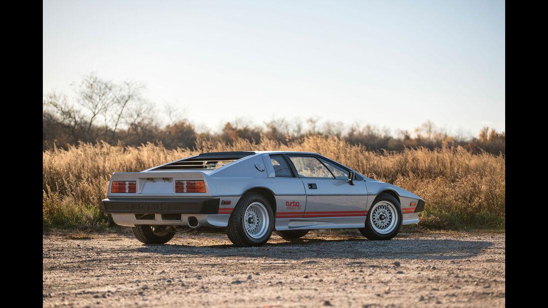 1983 Lotus Turbo Esprit - Sportwagen - RM Sotheby's Arizona 2017 - Auktion
