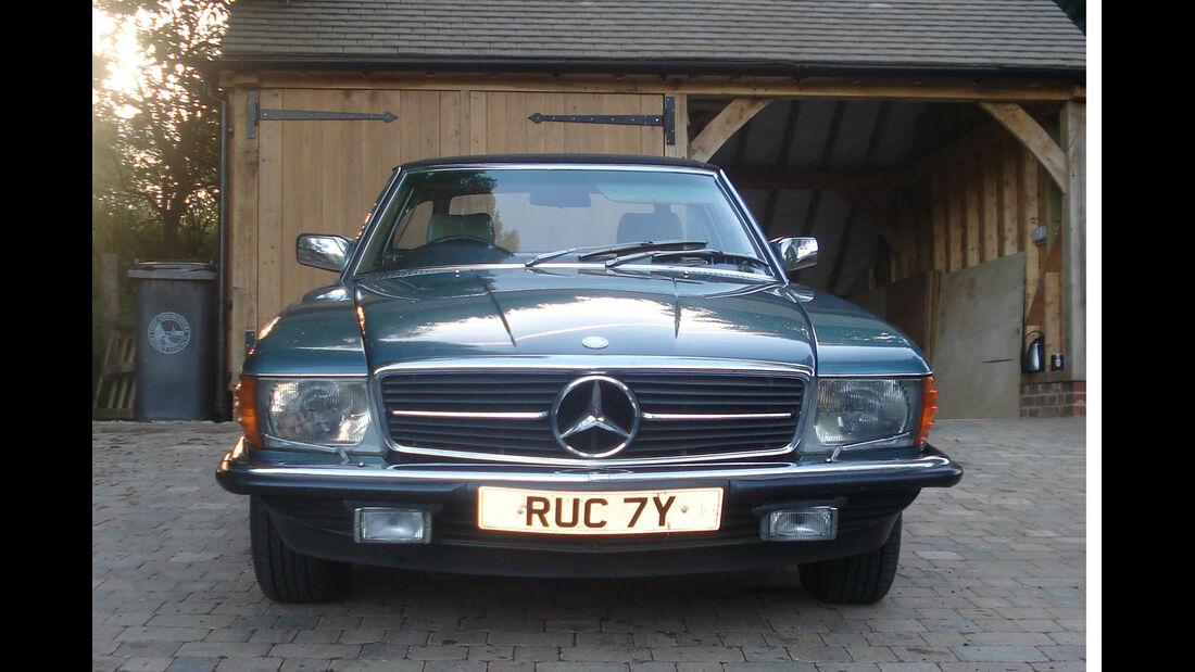 1983 Mercedes-Benz 280SL Convertible