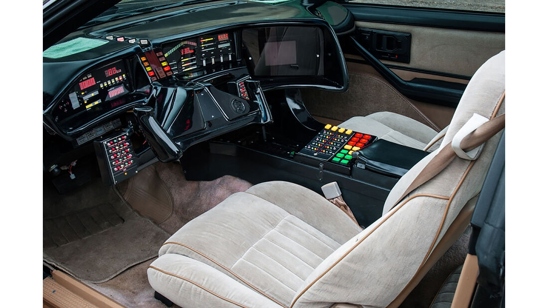 1983 Pontiac Trans Am Knight Rider Hommage