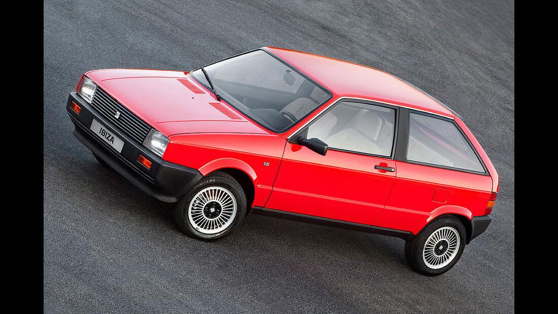 1984-1993 Seat Ibiza