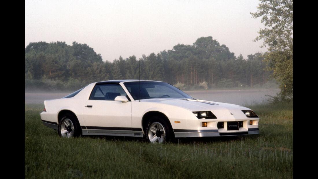 1984 Chevrolet Camaro Z/28 - Muscle Car - Pony Car