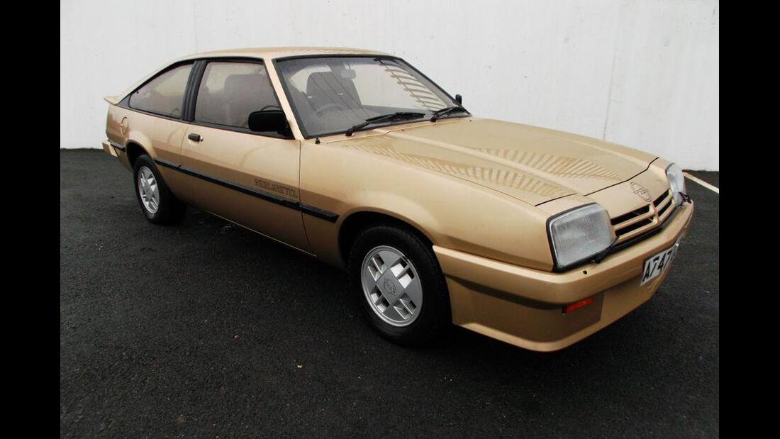 1984 Opel Manta 1.8S Berlinett.