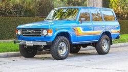 1984 Toyota Land Cruiser FJ60 Restomod
