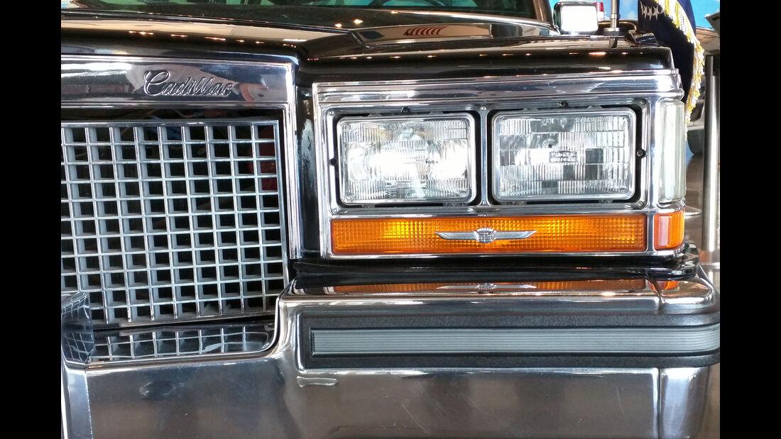 1984er Cadillac, Präsidenten-Limousine von Ronald Reagan
