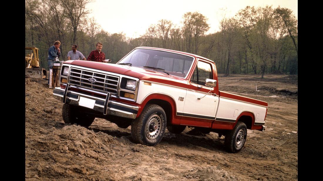 1984er Ford F-150