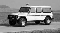 1985 AMG 280GE 5.0 Sonderschutz