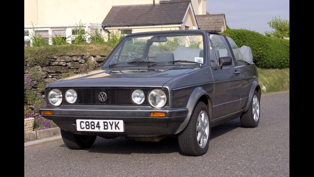 1985 Volkswagen Golf GL Cabriolet