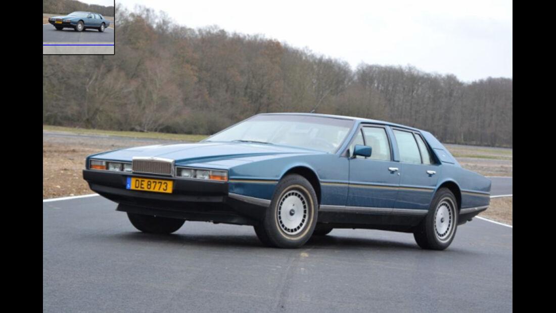 1985er Aston Martin Lagonda Ex Bongo