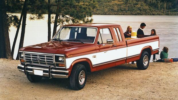 1985er Ford F-150