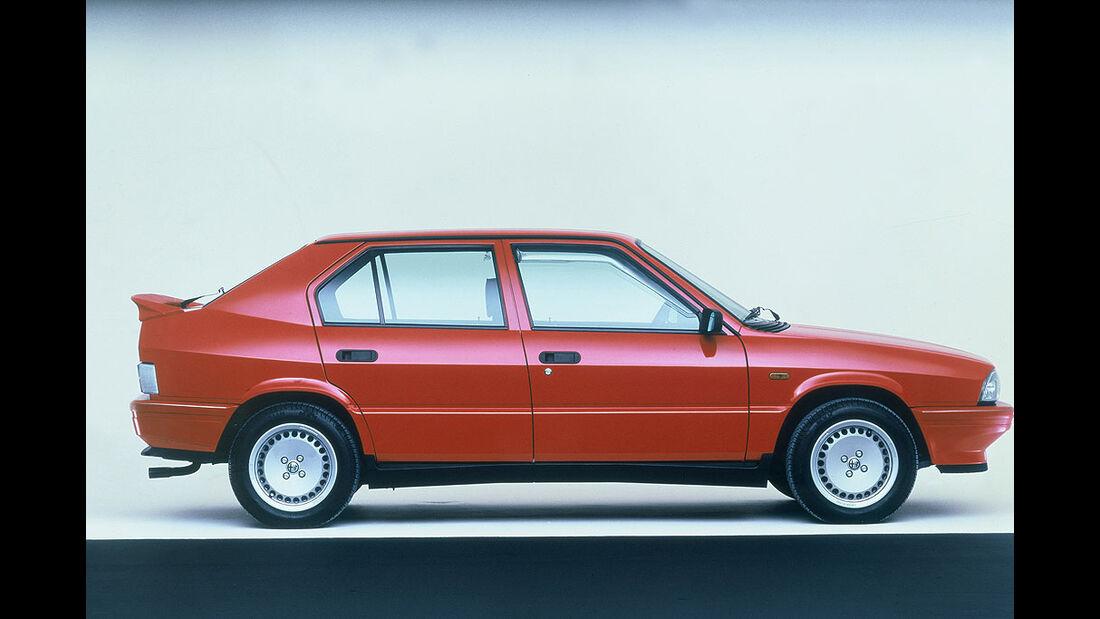 1986-1988 Alfa Romeo 33 1.7 Quadrifoglio Verde