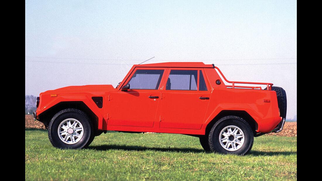 1986-1992 Lamborghini LM 002