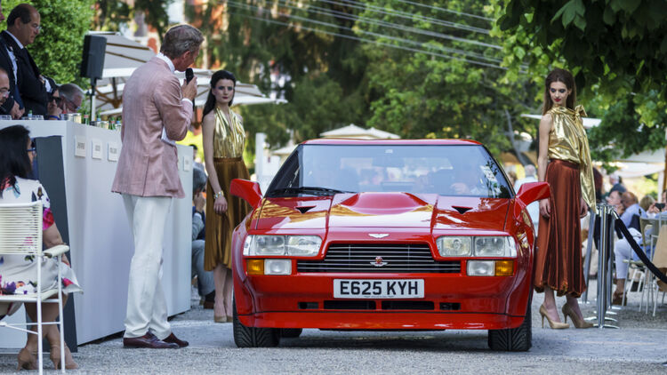 Aston Martin V8 Zagato Zu Verkaufen 1 Von 3 Prototypen Auto Motor Und Sport