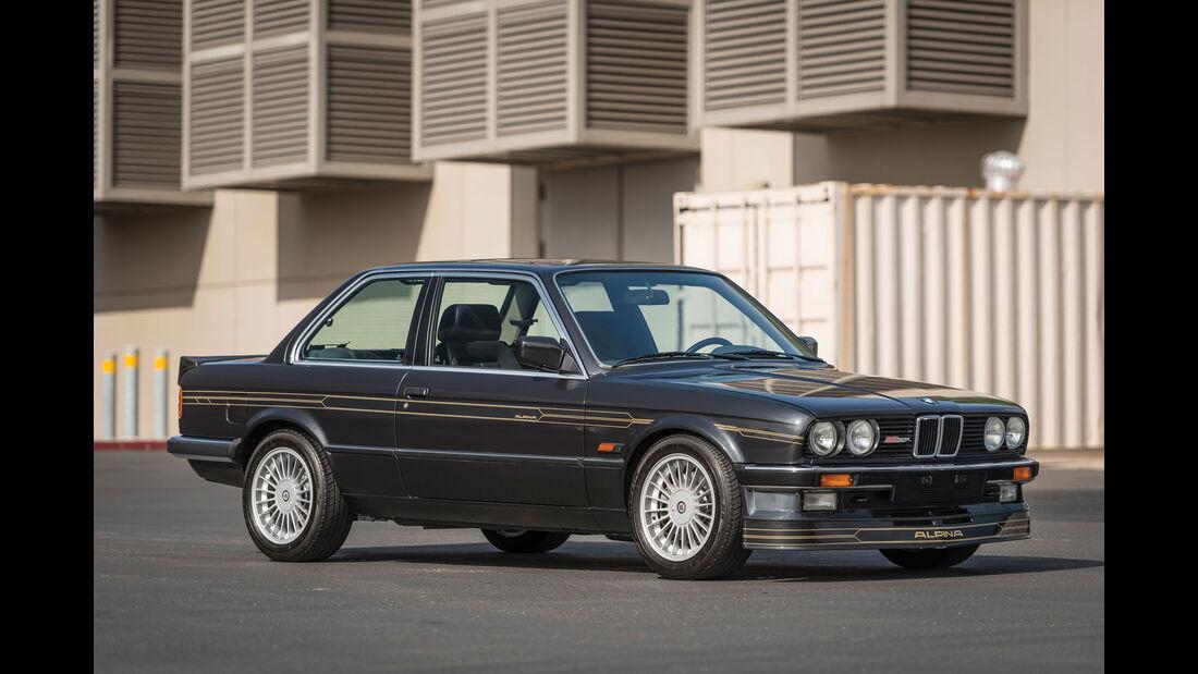 1986 BMW Alpina B6 2.7 - Sportlimousine - RM Sotheby's Arizona 2017 - Auktion