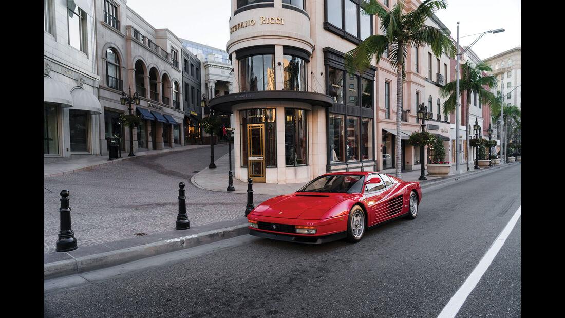 1986 Ferrari Testarossa 'Flying Mirror' - Sportwagen - RM Sotheby's Arizona 2017 - Auktion
