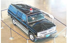 1986er Chevrolet Suburban, Follow-up Car Presidental Motorcade