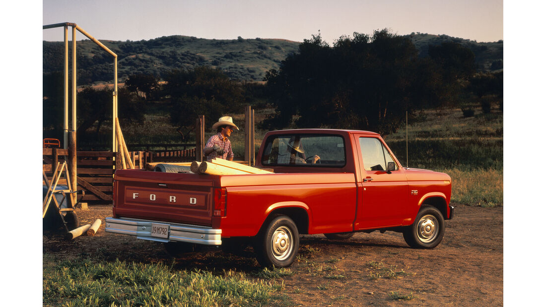 1986er Ford F-150