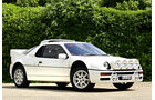 1986er Ford RS200 Coupé