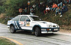 1986er Ford Sierra RS Cosworth Rally Car