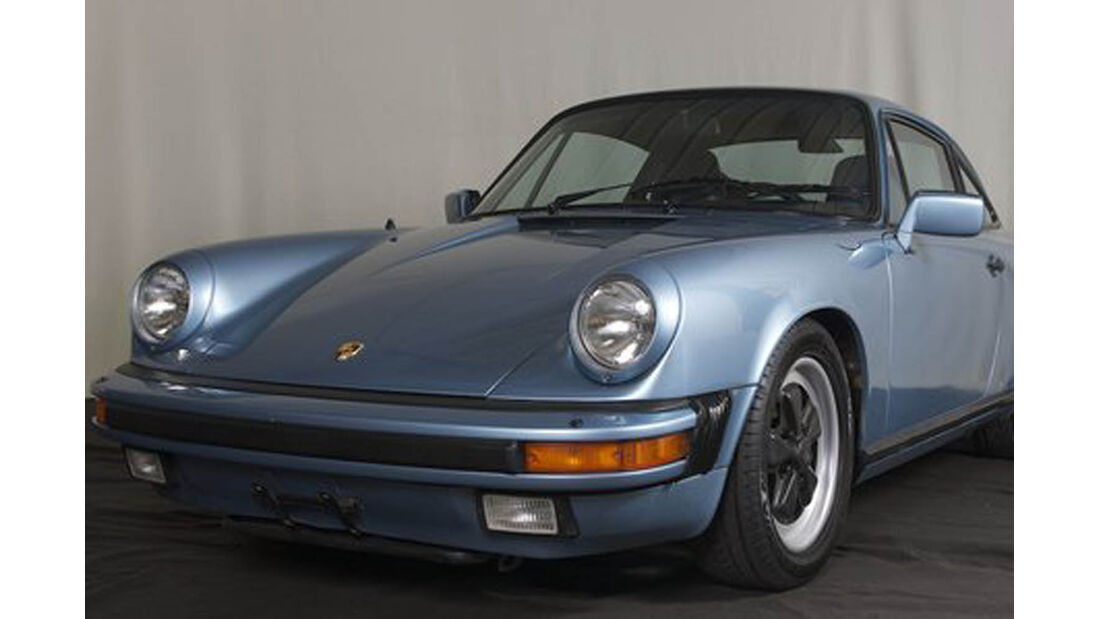 1986er Porsche 911 Carrera Coupé