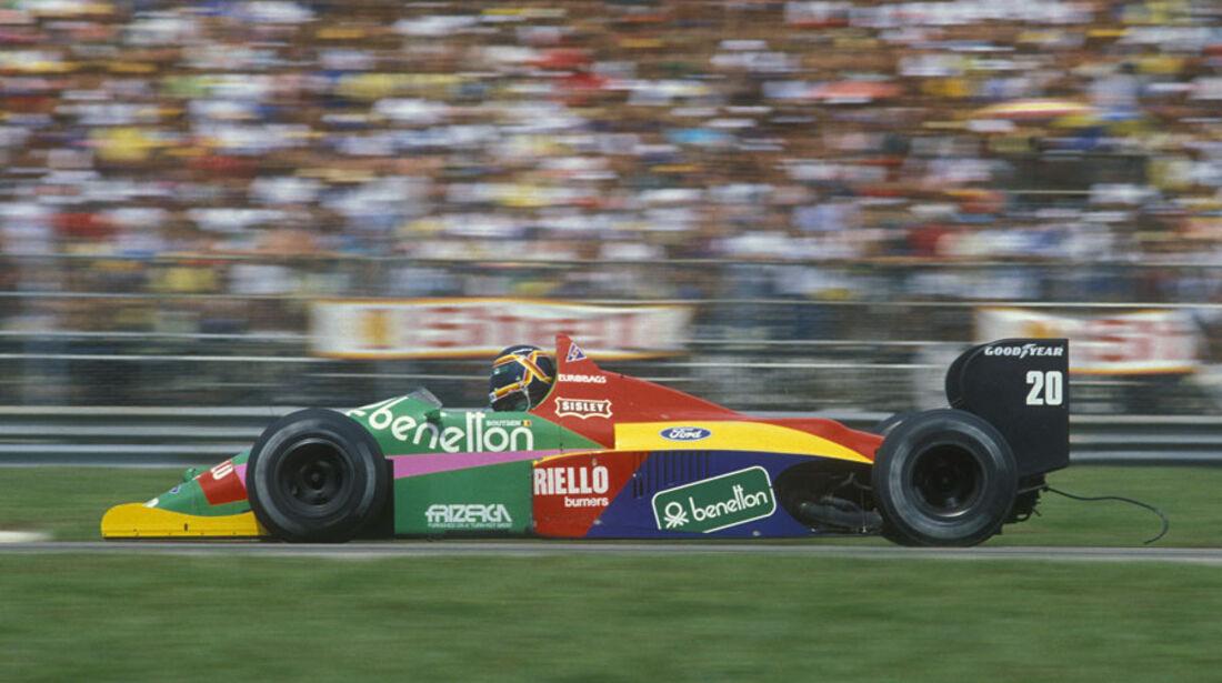 1987 Benetton Ford V6 Turbo