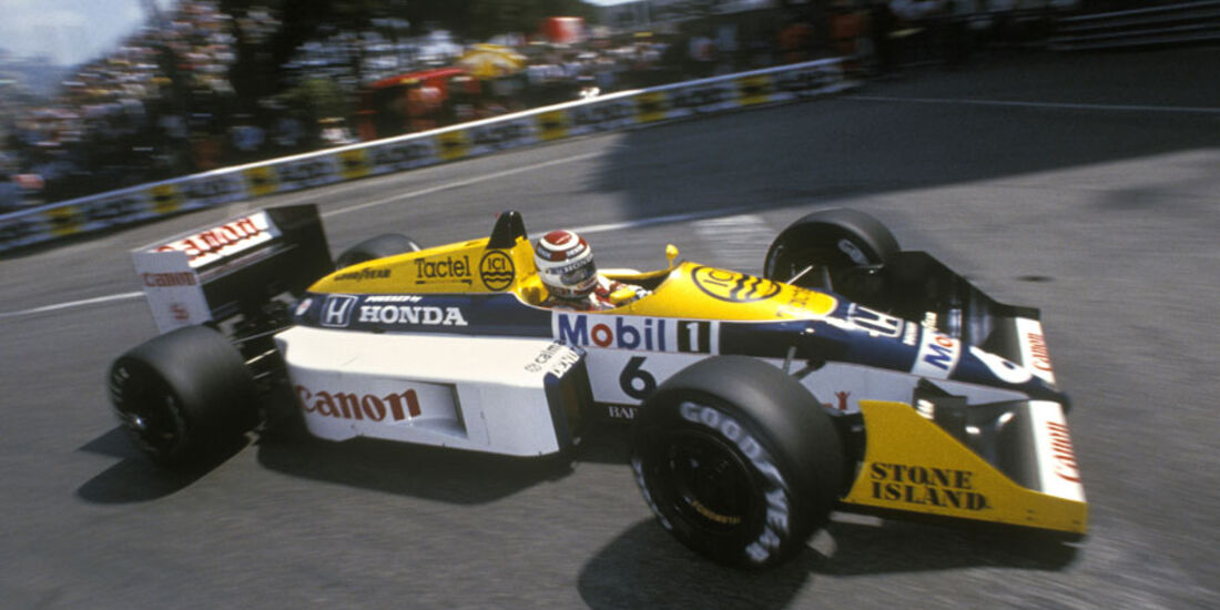1987 Piquet Williams Honda V6 Turbo