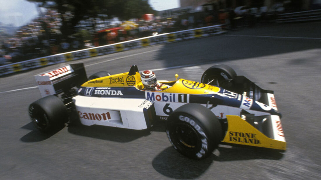 1987 Piquet Williams Honda V6 Turbo