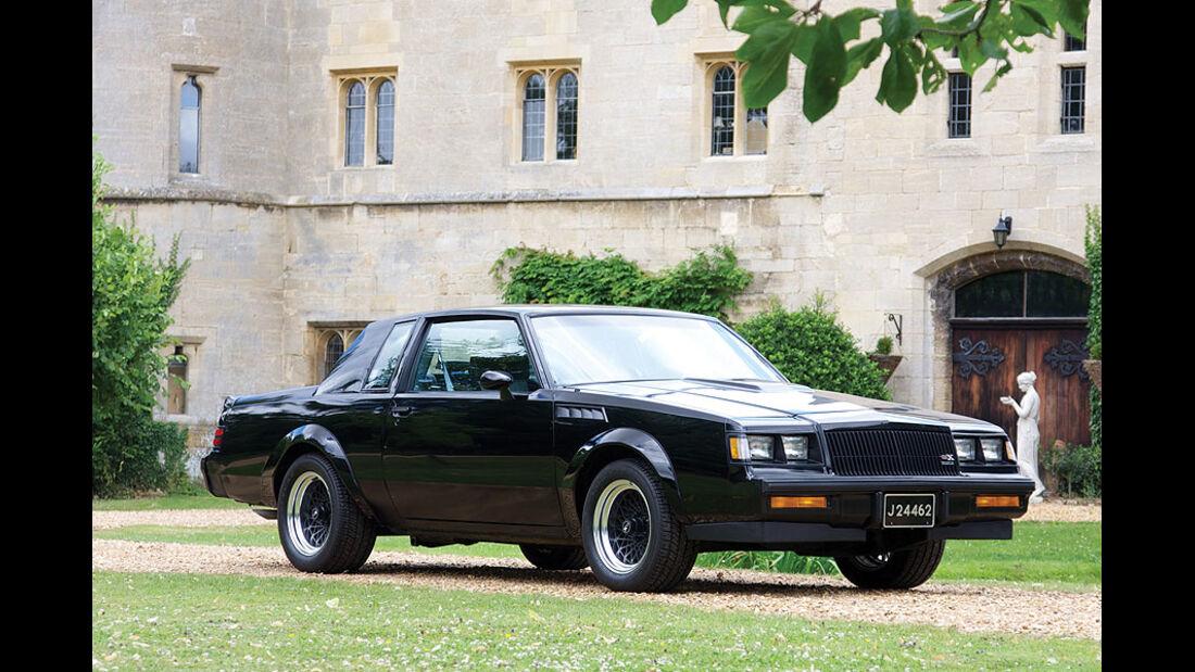 1987er Buick Regal GNX