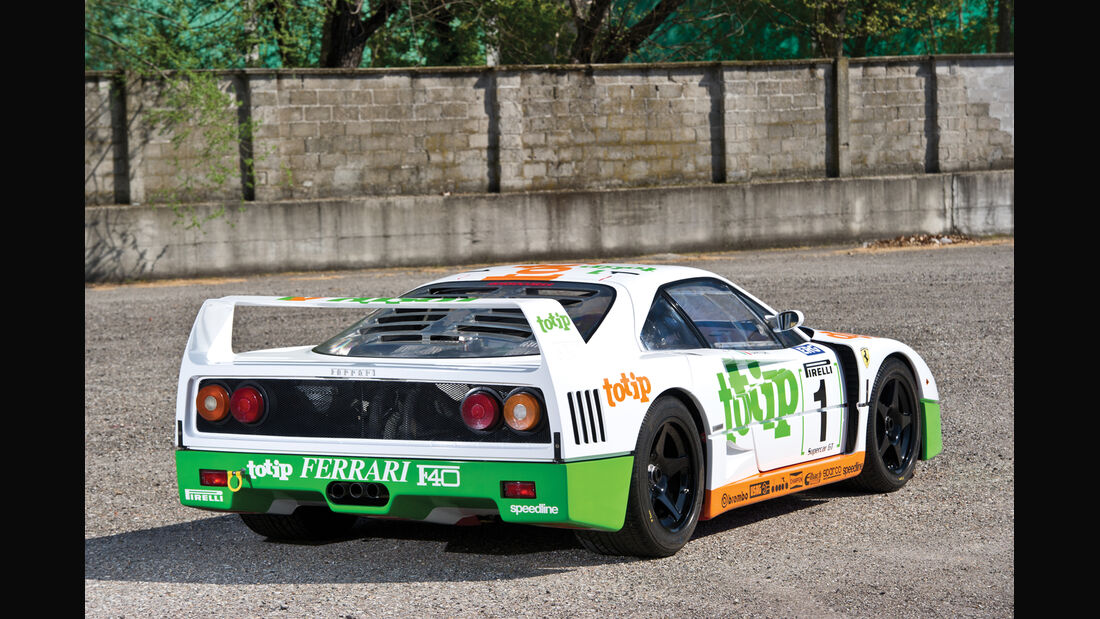 1987er Ferrari F40 Prototype/GT