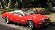 1987er Maserati Biturbo 2.5-Litre Spyder