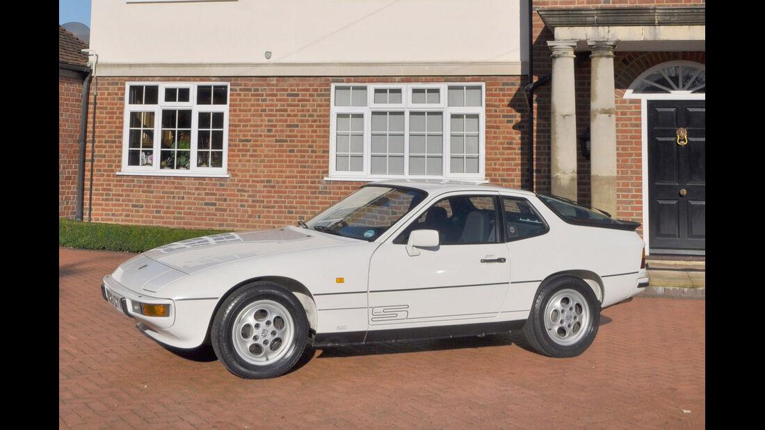 1987er Porsche 924 S
