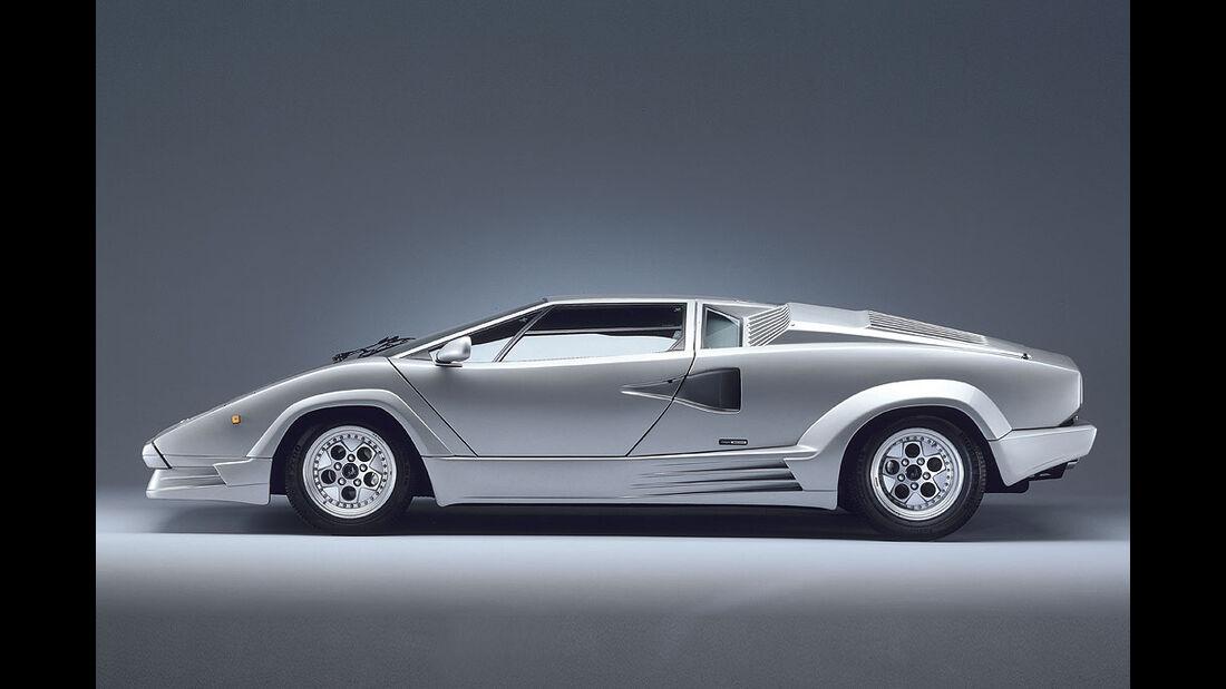 1988-89 Lamborghini Countach 25 Anniversario