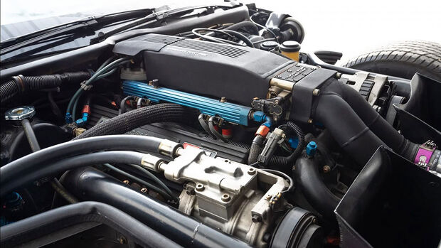 1988 Chevrolet Corvette C4 Callaway SledgeHammer