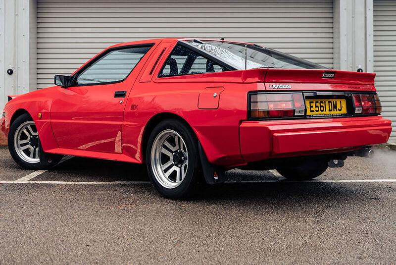 1988 Mitsubishi Starion Turbo