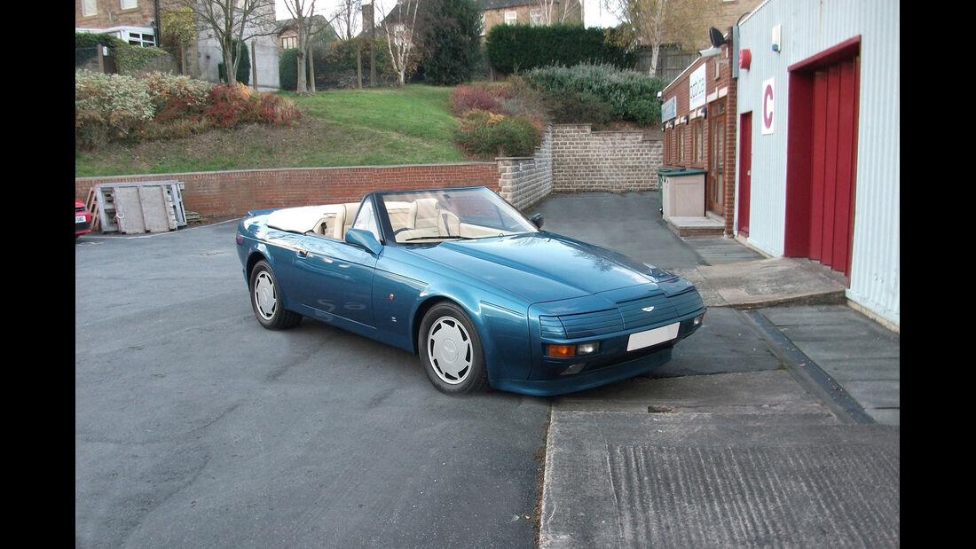 1988er Aston Martin 8 Zagato Volante