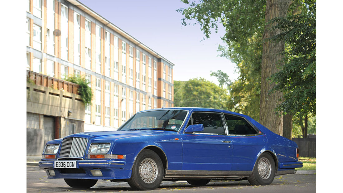 1988er Bentley Turbo R Empress II Sports Saloon