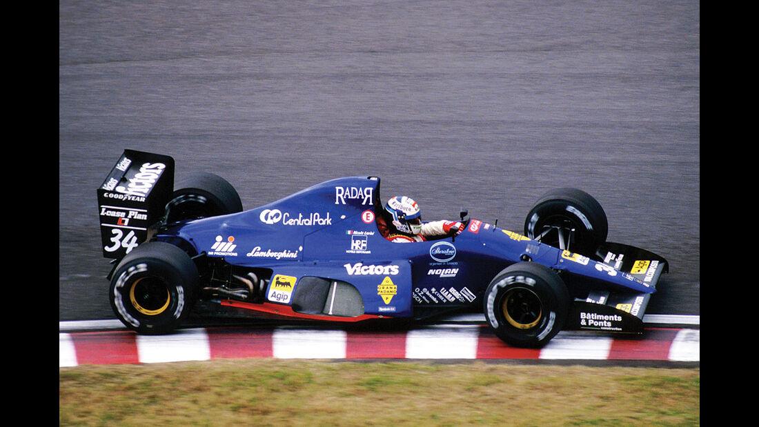 1989-1990 Lamborghini Formel 1