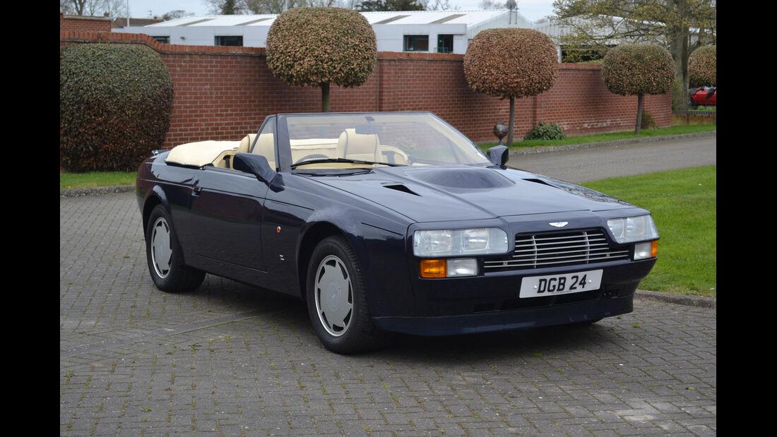 1989 Aston Martin V8 Zagato Vantage Volante