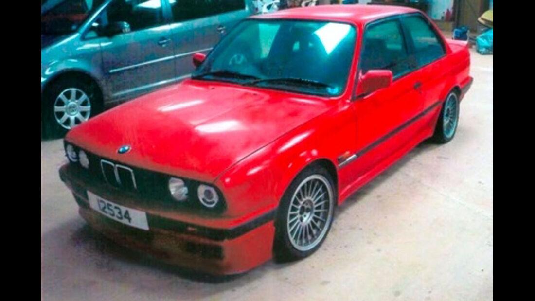 1989 BMW 327i Alpina Sports.