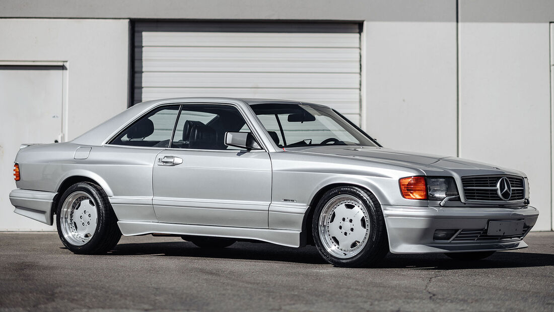 1989 Mercedes 560 SEC AMG 6_0 Wide-Body