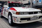 1989 Mitsubishi Galant Rally